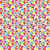 little color hearts