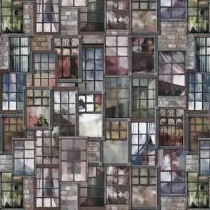 City_Windows_Ser. 2 #2