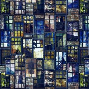 City_Windows_Ser. 2 #6