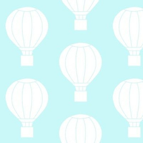 Up and Away Light Blue
