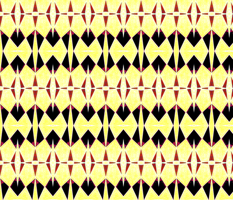 African Abstract fabric by missy626 on Spoonflower - custom fabric