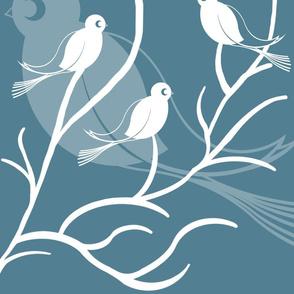 Deco bird