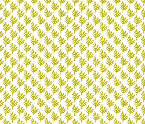 palm (leaf) fabric by pattyryboltdesigns on Spoonflower - custom fabric
