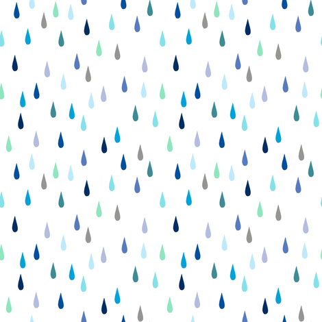 drops fabric by katherinecodega on Spoonflower - custom fabric
