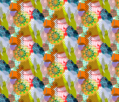 masharooni fabric by darcibeth on Spoonflower - custom fabric