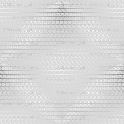 Rippled White  Plasma