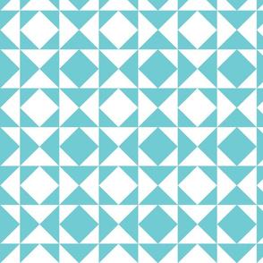 geometric aquamarine-ch