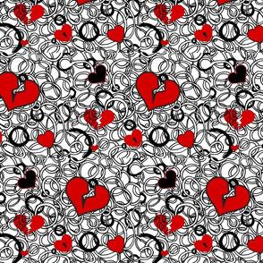hearts R breaking