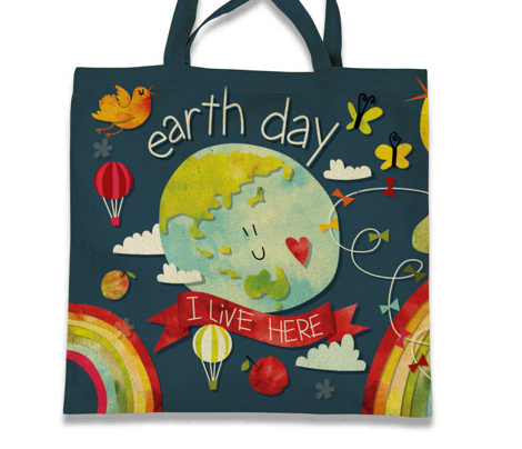 Earth day - I live here