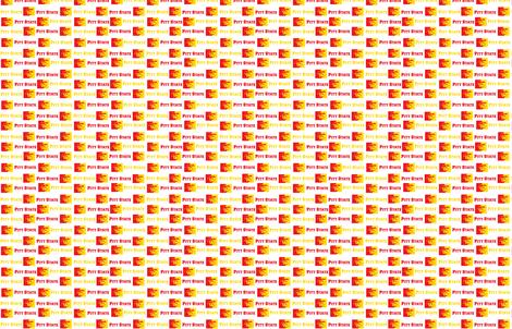 PSU fabric by spool_of_sugar on Spoonflower - custom fabric