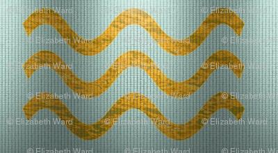 waves gradient blocks