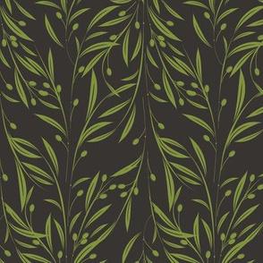 Dark Olive Branches