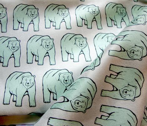 Mint Bears