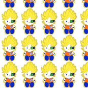 Hello Saiyan with Scouter