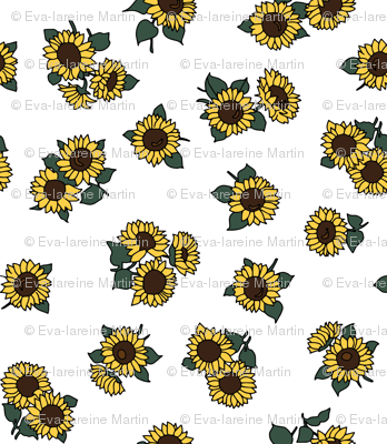 sunflowertile
