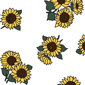 sunflowertile