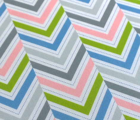 Rita || geometric stripes chevron herringbone triangles arrows
