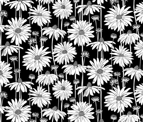 Color In My Garden fabric by jillbyers on Spoonflower - custom fabric