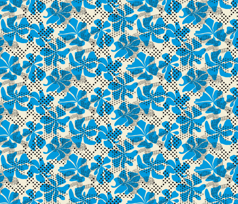 hawaiian mod fabric by darcibeth on Spoonflower - custom fabric