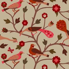 Persian Birds 613h