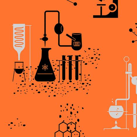 Science 1f fabric by muhlenkott on Spoonflower - custom fabric