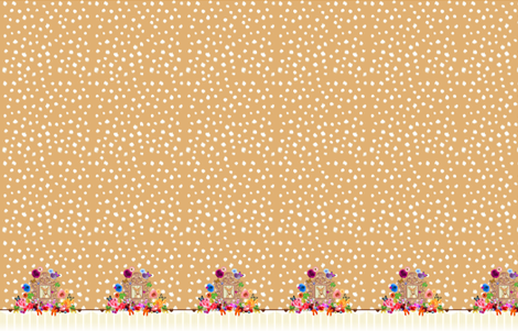 Forest Diva-ed fabric by seti on Spoonflower - custom fabric