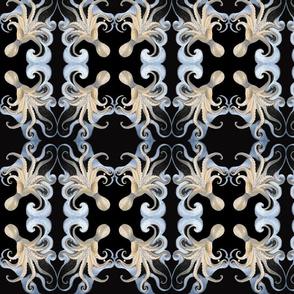 Swirling Octopus
