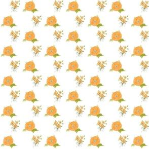 11golden flower medley