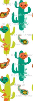 skull & cactus
