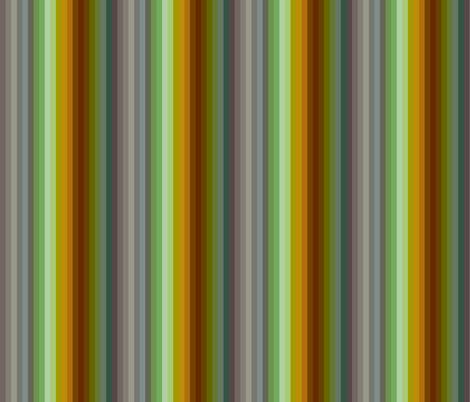 forest gradation fabric by keweenawchris on Spoonflower - custom fabric