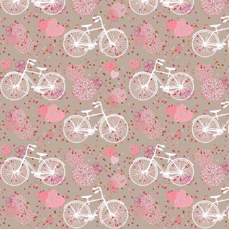jaunty rides again fabric by keweenawchris on Spoonflower - custom fabric