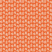 Wonky_arrow_tail_insides_orange_cotton_poplin_rvsd_scale_shop_thumb