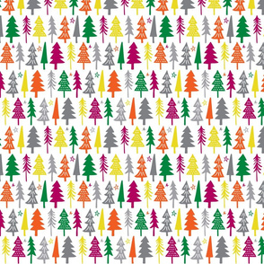 Wonky_Xmas_Tree_Cotton_Poplin_Rvsd_Scale