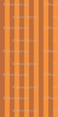 narrow copper stripes