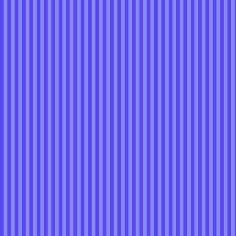 narrow stripes in periwinkle fabric by weavingmajor on Spoonflower - custom fabric