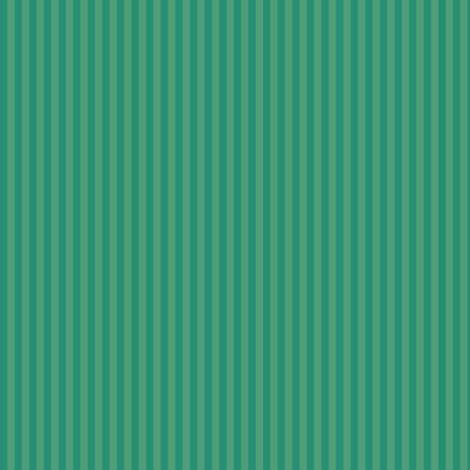 narrow stripes in teal and green fabric by weavingmajor on Spoonflower - custom fabric