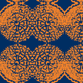 Iron - Tangerine