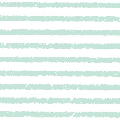 Lullaby Stripes( White/Light Blue-Green) fabric by krussimages on Spoonflower - custom fabric
