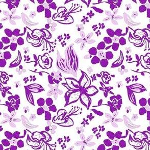 lavender lilly ©2014 Jill Bull