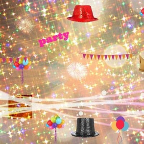 PARY HATS SPARKELS