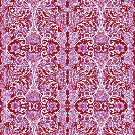 Everything Lacy,Twisted, and Curled fabric by edsel2084 on Spoonflower - custom fabric