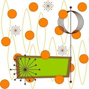 Vicissitude (orange/green)