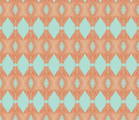 Far Pavillions- fabric by susaninparis on Spoonflower - custom fabric