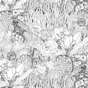 Floral Linings