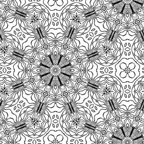 RunnyCustard_LCarter_BW_Floral