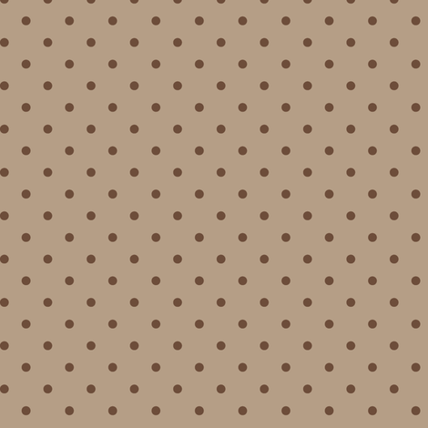 Dots for sloths fabric by petitspixels on Spoonflower - custom fabric