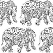 henna_elephant