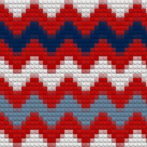 NAUTICAL BLOCK CHEVRON