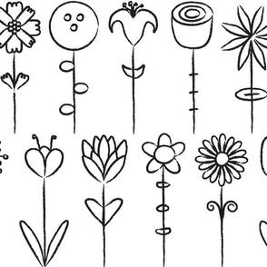 vertical symmetrical colourless spring