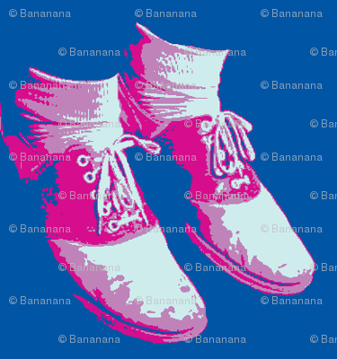 Saddle Shoes -ch